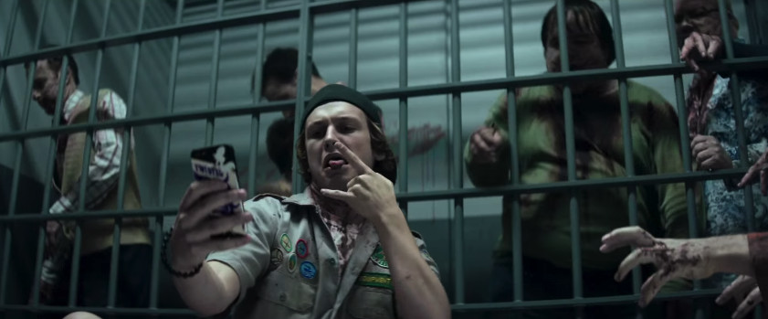 'Scouts Guide To The Zombie Apocalypse' is a New Take on Zombie Comedy