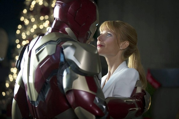 iron man 2 tony and pepper relationship