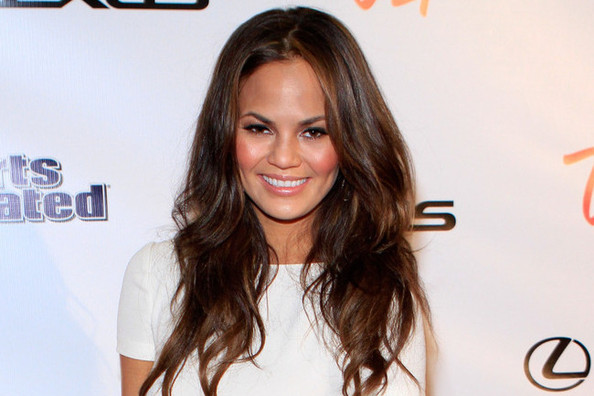 Model Chrissy Teigen's New Wedding Food Reality Show Premieres This Month