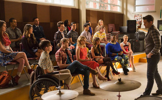 'Glee' Recap: Ghosts of Glee Club Past