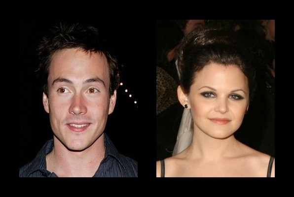 Chris Klein dated Ginnifer Goodwin