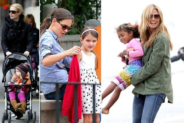 Parenting Tips From Celebrity Moms