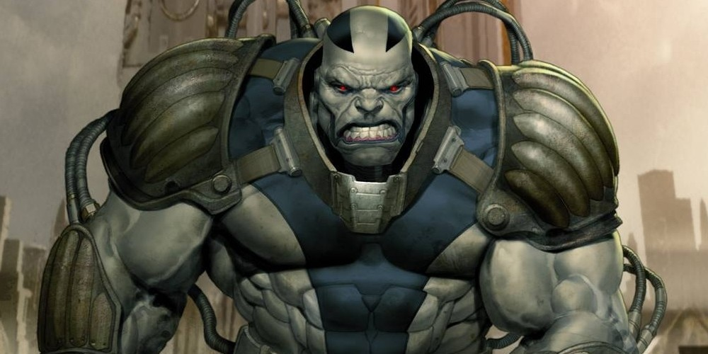 Apocalypse is the original, and most powerful, mutant in the X-Men comic books.