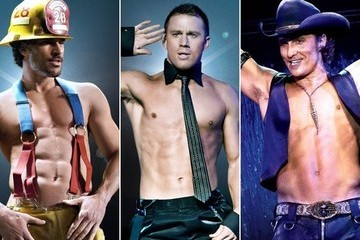 Men of 'Magic Mike' and 10 More Guys We Want to See Strip