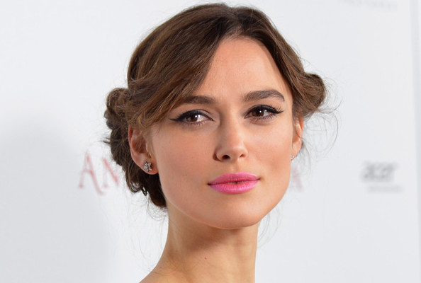 Keira Knightley's Gown: Minty Magic