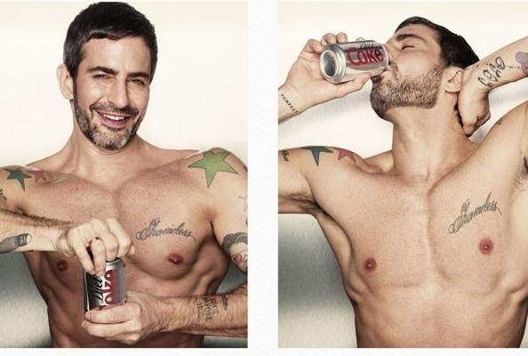 UNVEILED: Marc Jacobs' Diet Coke Cans