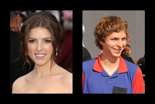 Anna Kendrick is rumored to be with Michael Cera