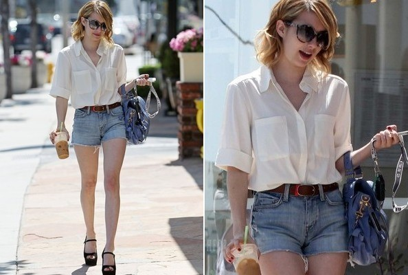 Why it Works: Emma Roberts