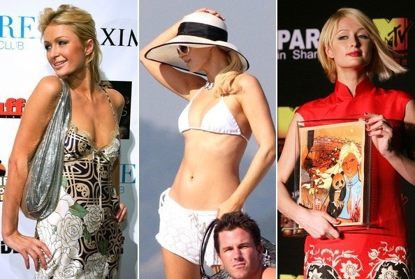 Around the World with Paris Hilton