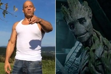 Vin Diesel Wants Us All to Plant a Tree for Groot