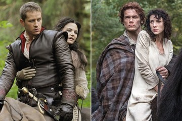 Bracket Breakdown: Snow and Charming VS. Claire and Jamie