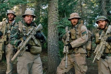 Zimbio Review - Action-Driven 'Lone Survivor' Cuts to the Chase