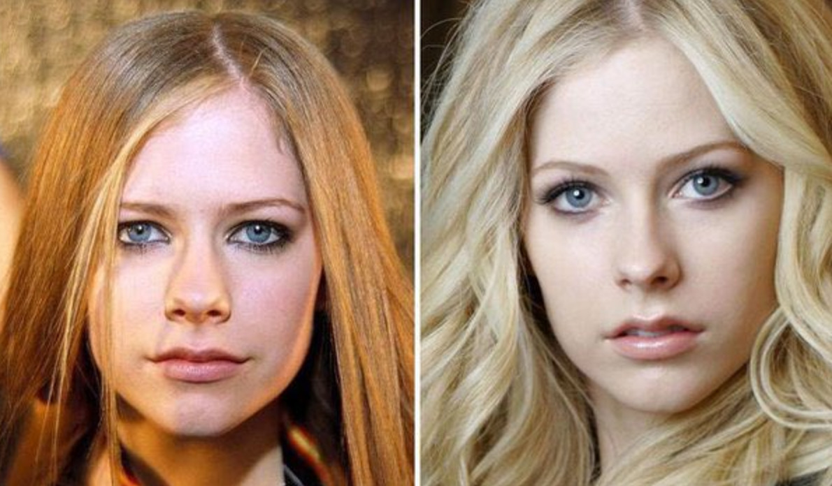 Internet claims Avril Lavigne has died and been replaced