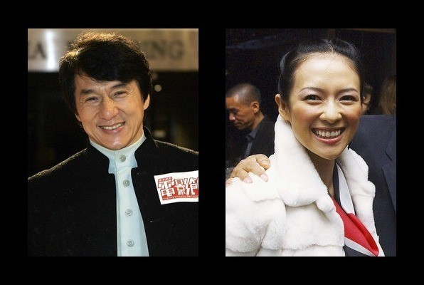 Jackie Chan Dating History