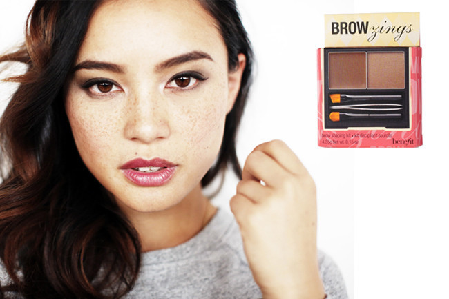You Complete Me: Samantha Duenas's Brow Booster