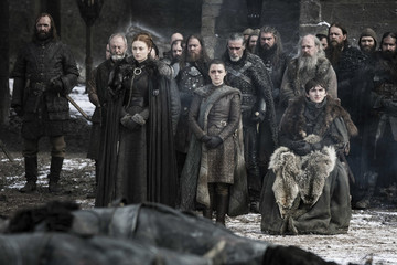 Everyone Who Actually Managed To Survive The 'Game Of Thrones'