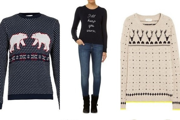 StyleBistro STUFF: Subtle Holiday Sweaters