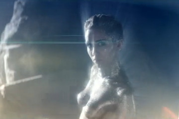 Miley Cyrus Plays a Sexy Naked Alien in Future's 'Real and True' Video