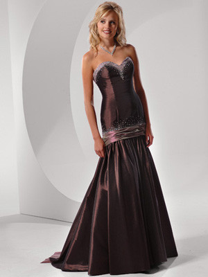Prom Dress Cheap on Cheap Mermaid Prom Dresses   2010 Prom Dresses   Zimbio