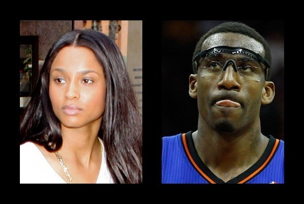 Ciara is dating Amare Stoudemire