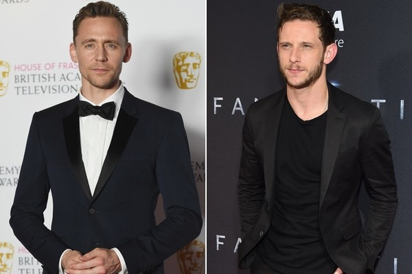 Tom Hiddleston, Jamie Bell Said to Be in Running for James Bond Role