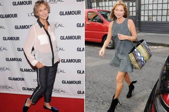 Lauren Hutton Used to Be Kate Moss's Bodyguard