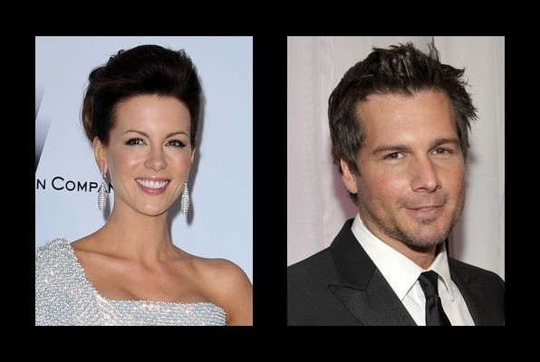 Kate Beckinsale is married to Len Wiseman