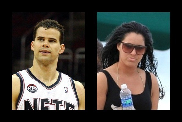 Kris Humphries dated Myla Sinanaj