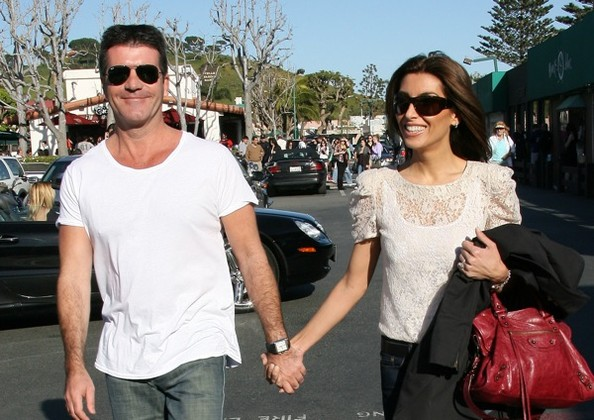 Simon Cowell S Ex Girlfriends Pitch In With Wedding Planning Simon Cowell Zimbio