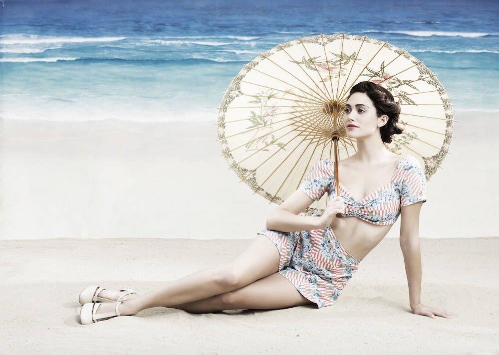 Emmy Rossum Released an Album. Of Music. [PHOTOS + VIDEO]