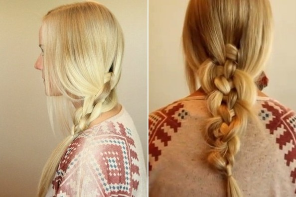 Up Your Hair Game With This Five-Strand Braid