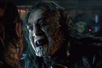 Javier Bardem Is a Smiling Psycho in the New 'Pirates' Movie