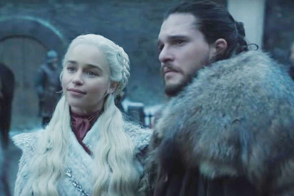 HBO Releases First Look At 'Game Of Thrones' Season 8