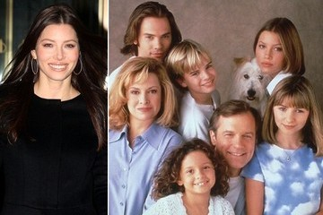 Where Are They Now - '7th Heaven'