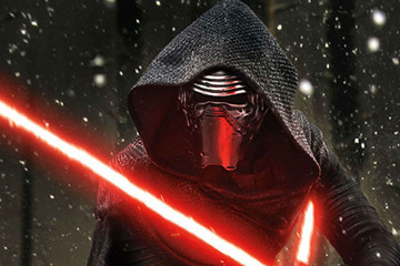 You'll Soon Be Able to Visit Kylo Ren at Disneyland!
