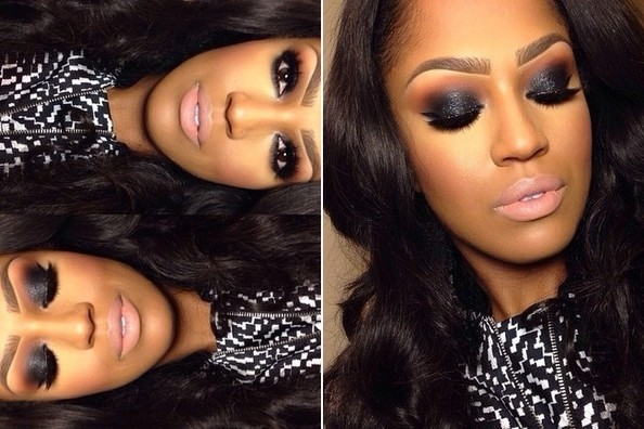 Cur Obsession Makeupshayla Otherwise Known As The Single Most Inspiring Makeup Instagram Page