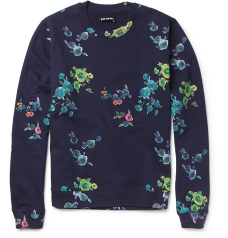 8 Tops We Want From the Raf Simons for Mr. Porter Collection Even Though it's For Guys