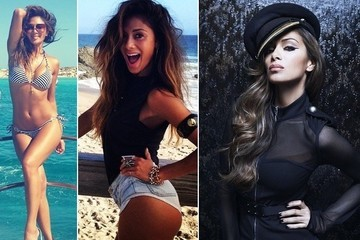 Nicole Scherzinger's Instagram Highlights