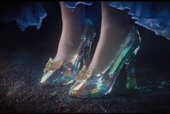 Watch What Happens at Midnight in the New 'Cinderella' Trailer
