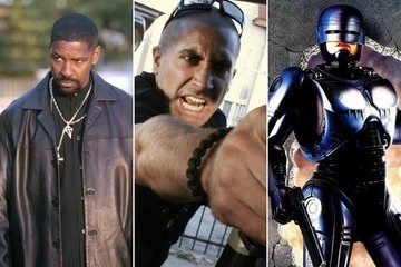 The Most Badass Cops in Film
