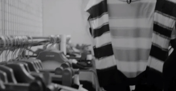 Rihanna's River Island Collection Includes Skirts With Sleeves, Lots of Side-Boob [VIDEO]