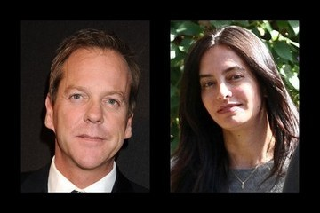 Kiefer Sutherland Dating History