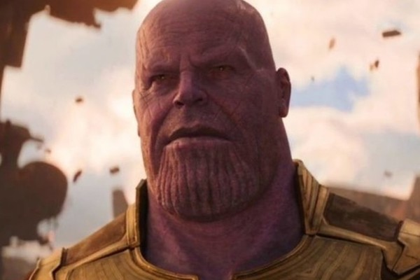 15 Other Things Thanos' Wrinkled 'Nut Sack' Of A Chin Looks Like