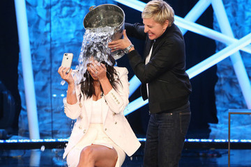 Kim Kardashian Takes Part in the ALS Ice Bucket Challenge