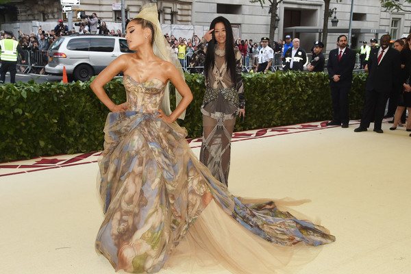 Can You Match The Red Carpet Gown To The Celebrity?