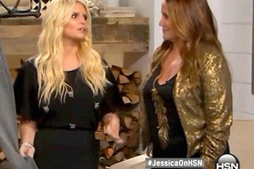 Viewers Accuse Jessica Simpson of Being Drunk on HSN, Twitter Implodes