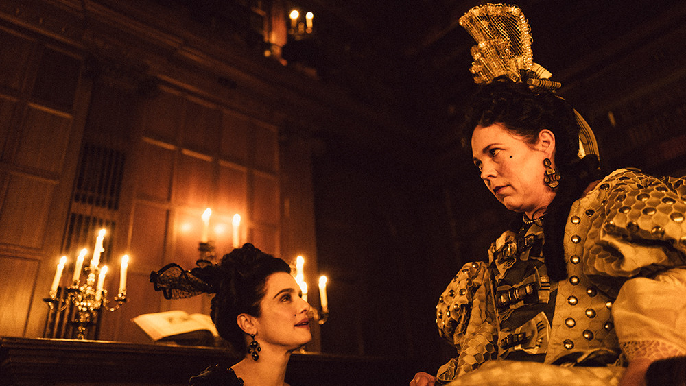 'The Favourite' Or How To Get Ahead In Queen Anne's Court