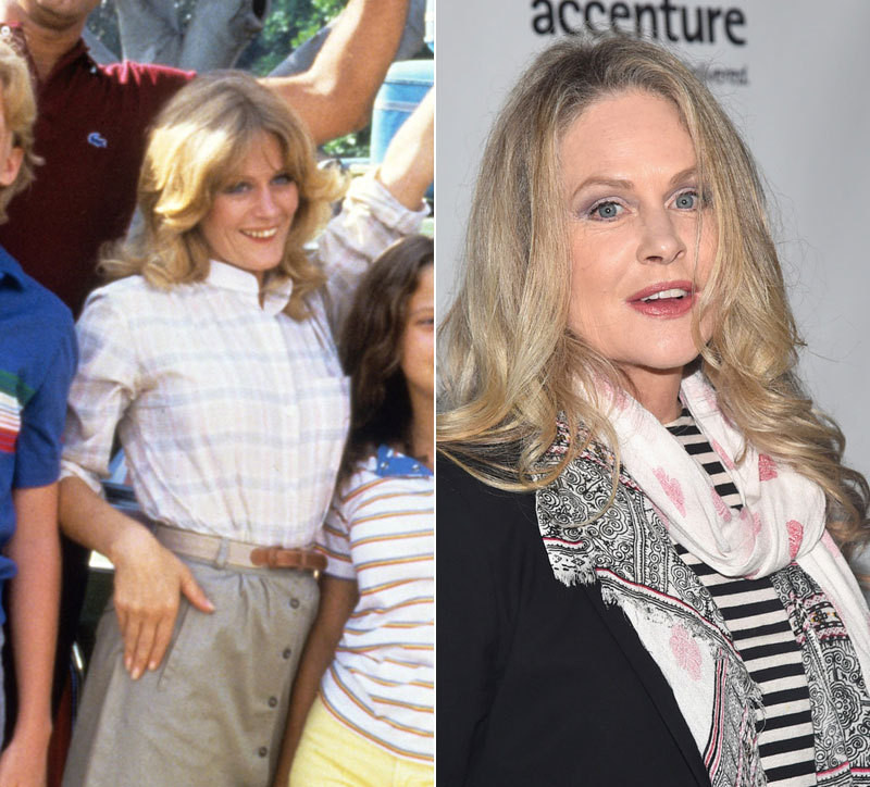 Beverly D'Angelo: Ellen Griswold - The Cast of 'National Lampoon's ...