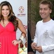 Lance Bass and Danielle Fishel