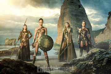 First Picture from 'Wonder Woman' Movie  Reveals Young Hero